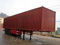 Minfeng FDF9401XXY box body van trailer