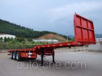 Minfeng FDF9402P flatbed trailer