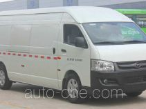 Wuzhoulong FDG5040XXYEV electric cargo van