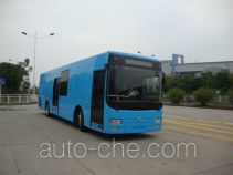 Wuzhoulong FDG5120XXCHEV hybrid propaganda vehicle