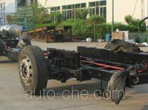 Wuzhoulong FDG6103HEVDN hybrid bus chassis