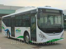 五洲龙牌FDG6103SHEVNG5型混合动力城市客车