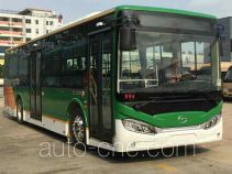 Wuzhoulong FDG6105EVG6 electric city bus