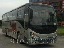 五洲龙牌FDG6112EV2型纯电动客车