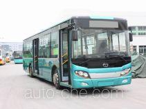 五洲龙牌FDG6113EVG2型纯电动城市客车
