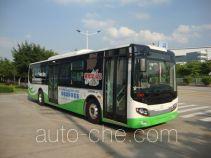 五洲龙牌FDG6113EVG3型纯电动城市客车