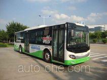 五洲龙牌FDG6113EVG5型纯电动城市客车