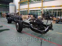 Wuzhoulong FDG6104HEVDN hybrid bus chassis