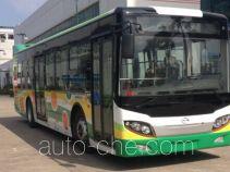 五洲龙牌FDG6113LNG型城市客车