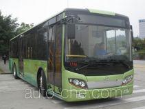 五洲龙牌FDG6117EVG型纯电动城市客车