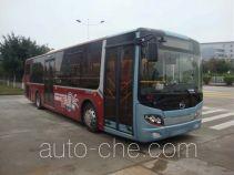 五洲龙牌FDG6123HEVN5型混合动力城市客车