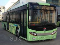 Wuzhoulong FDG6125EVG electric city bus