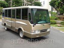 五洲龙牌FDG6601EVG型纯电动城市客车