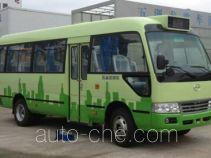 五洲龙牌FDG6701EVG2型纯电动城市客车