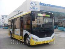 五洲龙牌FDG6751EVG2型纯电动城市客车