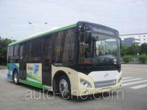 五洲龙牌FDG6801EVG型纯电动城市客车