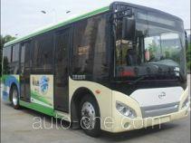 五洲龙牌FDG6801EVG1型纯电动城市客车