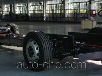 Wuzhoulong FDG6810EVD electric bus chassis