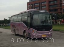 Wuzhoulong FDG6850EV electric bus