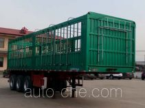 Fudejin FDJ9371CCY stake trailer
