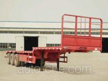 Fudejin FDJ9401TPB flatbed trailer