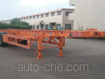 Xinrigang FFR9350TJZG container transport trailer