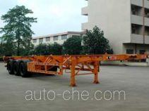 Xinrigang FFR9400TJZG container transport trailer