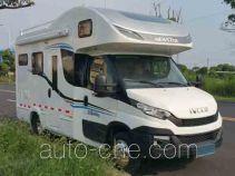 风华牌FH5040XLJ1型旅居车