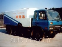 Chanzhu FHJ5140TSL street sweeper truck