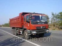 欧曼牌FHM3250DLPJB型自卸汽车