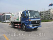 Foton FHM5161ZYS garbage compactor truck