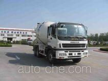 雷沃牌FHM5252GJB型混凝土搅拌运输车