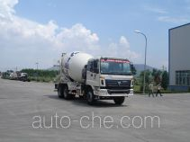 Foton FHM5257GJB-1C concrete mixer truck