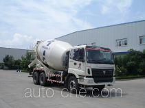 Foton FHM5257GJB-2D concrete mixer truck