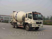 雷沃牌FHM5258GJB-1型混凝土搅拌运输车