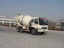 Foton FHM5258GJB concrete mixer truck