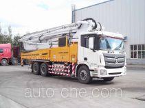 Foton FHM5339THB-A concrete pump truck