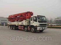 Foton FHM5381THB concrete pump truck