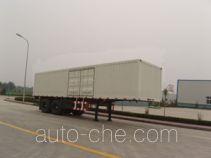 Foton Auman FHM9231N7X7H box body van trailer