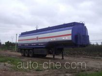 欧曼牌FHM9381GYY型运油半挂车