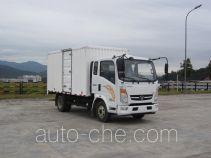 Fuhuan FHQ5040XXYME box van truck