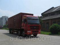 Fuhuan FHQ5314XXYMB box van truck