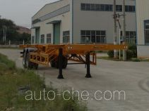 Fuhuan FHQ9350TJZ container transport trailer