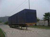 Fuhuan FHQ9400XXY box body van trailer