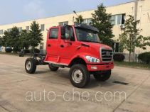 Fujian (New Longma) FJ2070SWC9 off-road vehicle chassis