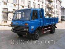 FuJian (Fudi) FJ5815PD1A low-speed dump truck
