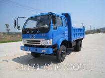 双富牌FJG4010PD2型自卸低速货车