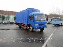 Wuyi FJG5080XPYMB soft top box van truck