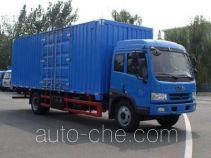 Wuyi FJG5160XXYMB box van truck