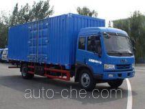 Wuyi FJG5080XXYMB box van truck